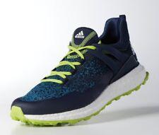 pretty nice 53cf1 e10fc NEW Adidas CrossKnit Boost Golf Shoes NavyCore BlueSolar Slime 8 M