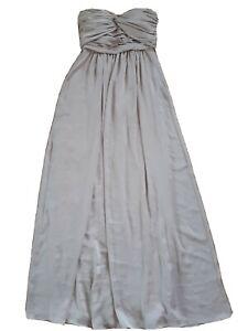 Sz 8 Sheike Maxi Dress