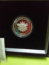 Malaysia ATM Silver Proof Coin with cert and box  No0800