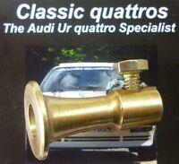 NEW BONNET CABLE END CLAMP GENUINE AUDI UR QUATTRO TURBO/COUPE/QUATTRO/B2/80/90