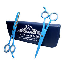 Shears Salon Professional Hairdressing Hair Cutting Thinning Barber Scissors Set