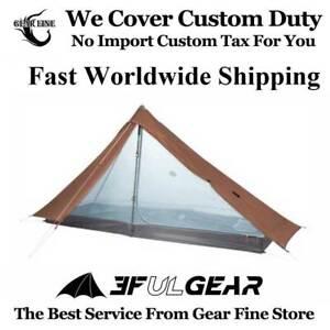 3F UL Gear Lanshan 1pro Professional Hiking Super Ultralight Trekking Pole Tent