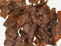 BEEF CHIPS: CRISPY & CRUNCHY SNACK,Thin cut crispy beef snack with unique flavor