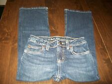L.L. Bean Boot Cut Jeans Size Girls 8