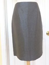 WORTH gray pencil skirt size 10 new