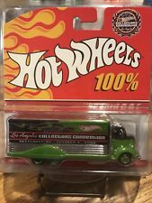 Hot Wheels Los Angeles Collectors Convention-1938 Ford COE-HW 100%