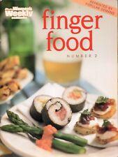 Finger Food Number 2 Australian Women's Weekly BOOK Cookbook