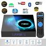 T95 4K TV BOX Android 10 CORE 3D Home Media Streamer 4GB+128GB 2.4/5G WIFI HDMI