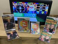 Wii Price is Right: Decades  Wheel of Fortune Deal no Deal Gameshow lot of 3 CIB