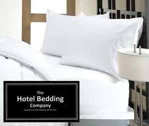 * 800 TC Egyptian Cotton DUVET White, 800TC Hotel Quality Bedding * inc 2 cases!