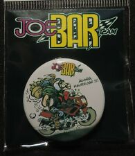 Pin Button Badge Ø38mm    JOE BAR TEAM #16