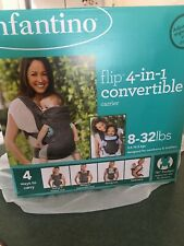 Infantino Flip Baby Advanced 4-in-1 Convertible Carrier! Awesome condition!