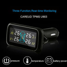 Tyre Wheel Pressure Monitoring System Monitor Wireless TPMS Tire Gauge Sensor