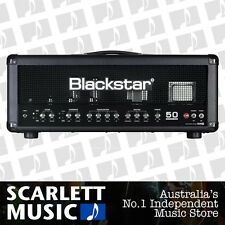 Blackstar Series One 50H - 50w 2 Channel Valve Head *BRAND NEW*
