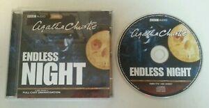 AUDIO BOOK CD - BBC Radio 4 Agatha Christie Endless Night 1 CD Audio Book
