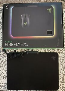 Razer Firefly Chroma Gaming Mouse Pad - Cloth edition