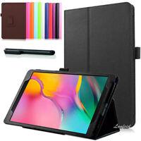 Samsung Galaxy Tab A 10.1 T510/T515 2019 Schutzhülle Tasche Etui Case +Pen -2N