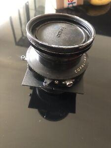 Apo-Goerz Artar Red Dot 30 IN (760 mm) In A Shutter