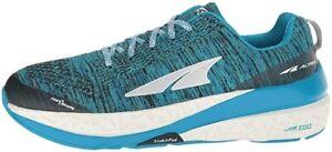 Altra Women's Paradigm 4.0 Running Shoe, Blue, 7 B(M) US