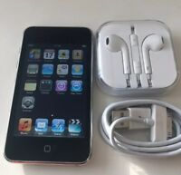 Apple iPod touch 2nd Gen 16gb A1288 Black Condition B with bundle Same Day Post