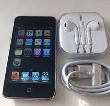 Apple iPod Touch 2nd Gen 8GB A1288 nero condizione B Bundle con lo stesso giorno post