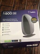 Belkin N600 DB Wi-Fi Dual Band N+Router