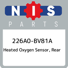 226A0-BV81A Nissan Heated oxygen sensor, rear 226A0BV81A, New Genuine OEM Part