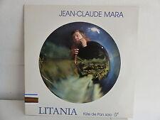 JEAN CLAUDE MARA Litania Flute de pan solo SYP 86007