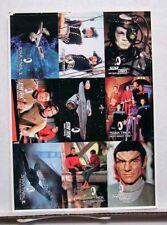 1994 Star Trek Fan Club Promo Sheet Trading Card