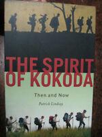 WW2 KOKODA TRACK Then and Now The Spirit of Kokoda by P Lindsay book