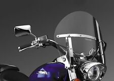 National Cycle - N21405 - SwitchBlade Chopped Windshield, Clear