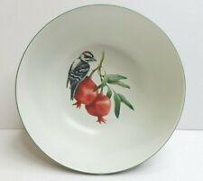 "Lenox Winter Greetings Everyday Tartan 10"" Large Pasta Salad Serving Decor Bowl"