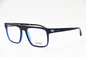 STARCK EYES BY MIKLI SH 3016 0007 BLUE AUTHENTIC EYEGLASSES 53-18