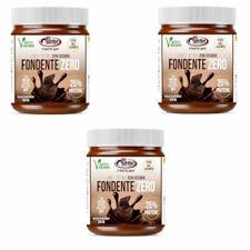 PRO NUTRITION FONDENTE ZERO 3 BARATTOLI crema proteica 25% zero zuccheri
