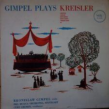 PL.10,950 Gimpel Plays Kreisler