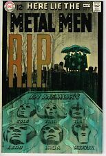 Metal Men #37 (1963) - 9.0 VF/NM *High Grade* Great Cover