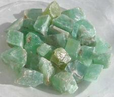 Fluorit grün, 500g. Rohsteine aus Madagaskar 20-40 mm ( 1 kg = 19,60 EUR)