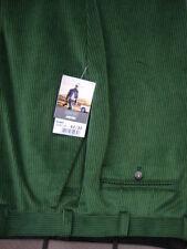Pantaloni da uomo Verde classico
