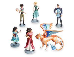 Elena of Avalor Isabel Playset 6 Figure Cake Topper * USA SELLER* Toy Doll Set