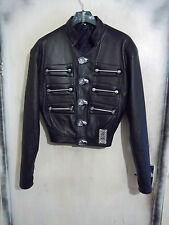 Alexander Leather Hi-Tek Design Giacca Taglia L interesse gay, Feticcio, Gotico, Ant