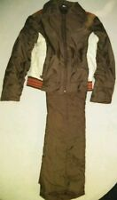 Vtg 70s 80s ASPEN unisex sz M Ski Jacket Puffy Snow Suit