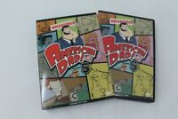 DVD AMERICAN DAD UNCENSORED VOLUME 5 20 CENTURY FOX  2008-2009 [EI3-053]