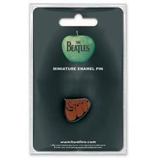 OFFICIAL LICENSED - THE BEATLES - RUBBER SOUL MINI PIN BADGE ROCK LENNON