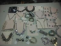50 Count Vivi Jewelry/Cookie Lee Brand New Jewelry Lot $2 Each!