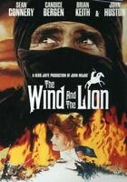 The Wind and the Lion [New DVD] Subtitled, Widescreen