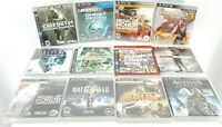 Call of Duty 4 Modern Warfare PlayStation 3 Game Lot of 12