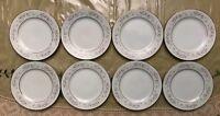 Fine China Of Japan Porcelain Maria Floral Bread Plates Set of 6