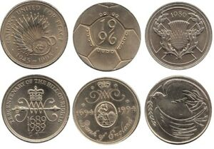 £2 POUND COIN TWO POUND COINS £2 1986, 1989, 1994, 1995 AND 1996  CHOICE OF YEAR