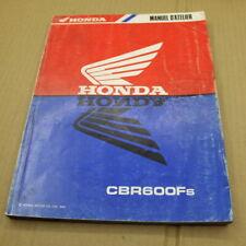 MANUEL REVUE TECHNIQUE D ATELIER HONDA CBR 600 F 1995 -> CBR600 600CBR CBR600F