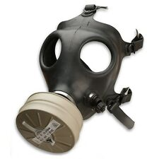 Israeli Gas Mask w/ New Authentic Sealed Military NBC NATO 40 mm Filter